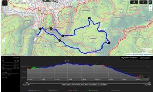Wanderung Rabenklippe im Harz